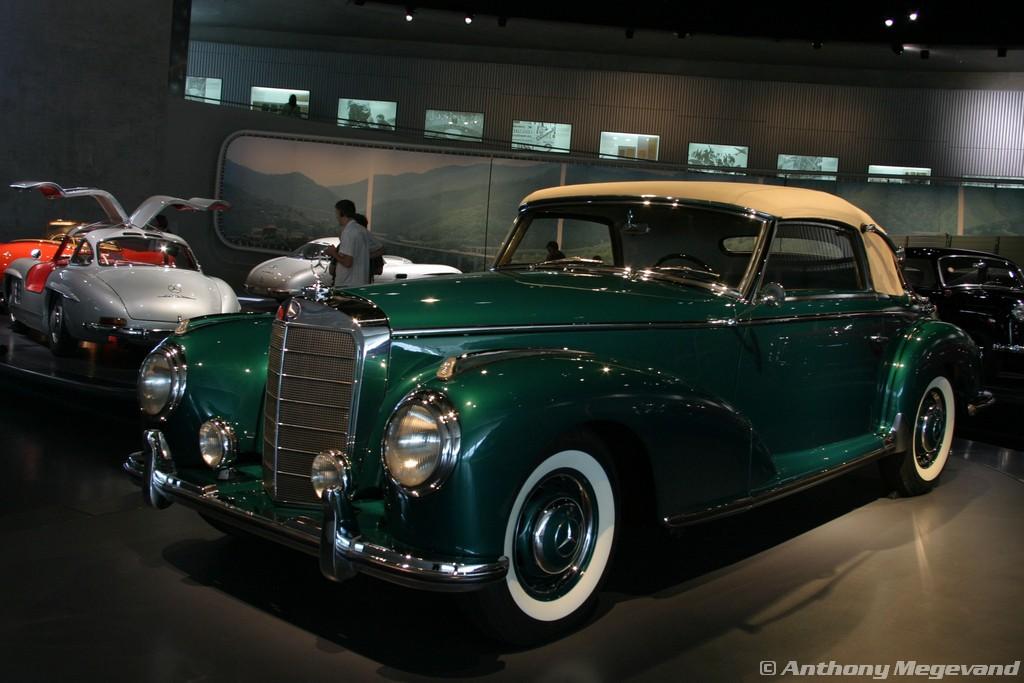 musée - [Photos] Le Mercedes-Benz Museum de Stuttgart A6-00_26