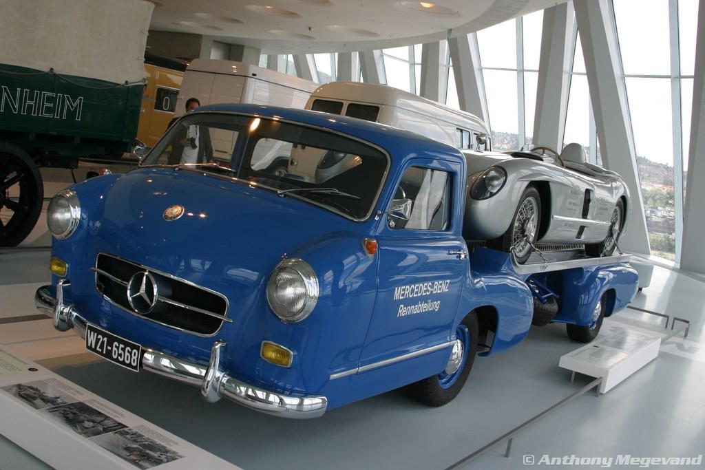 musée - [Photos] Le Mercedes-Benz Museum de Stuttgart A6-00_30