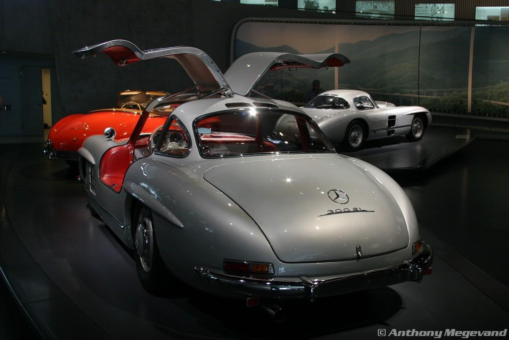 musée - [Photos] Le Mercedes-Benz Museum de Stuttgart A6-00_33