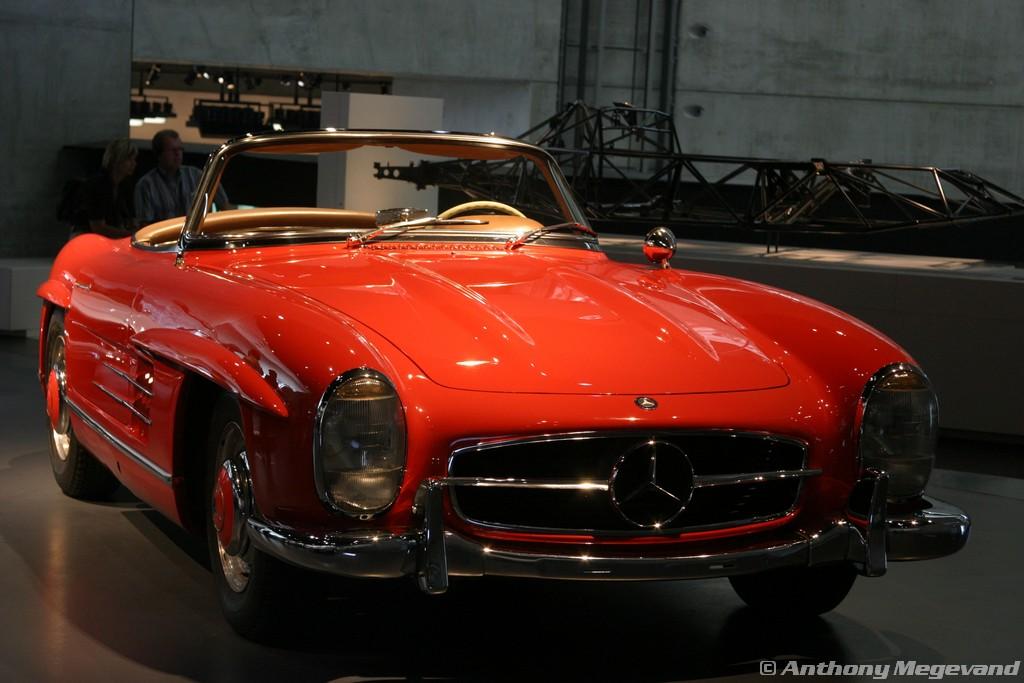 musée - [Photos] Le Mercedes-Benz Museum de Stuttgart A6-00_35