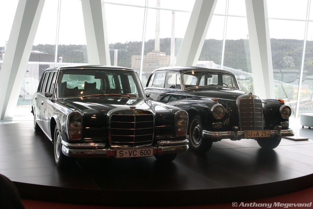 musée - [Photos] Le Mercedes-Benz Museum de Stuttgart A6-00_39