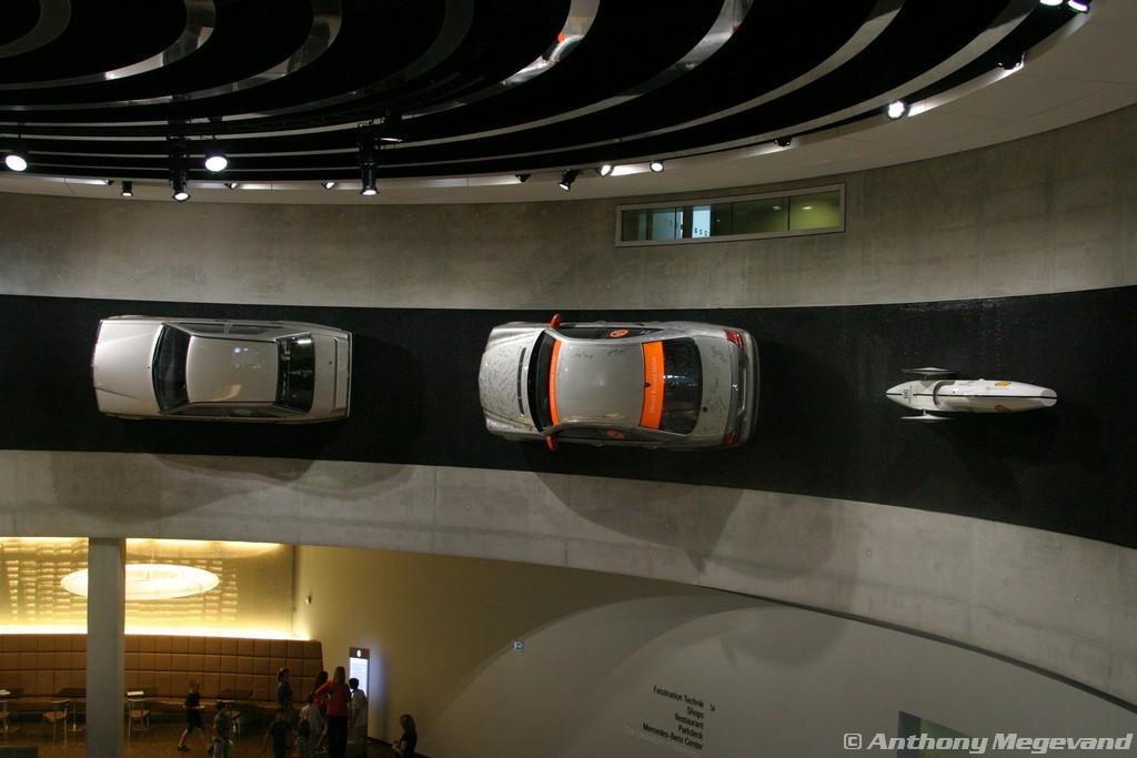musée - [Photos] Le Mercedes-Benz Museum de Stuttgart A6-00_44
