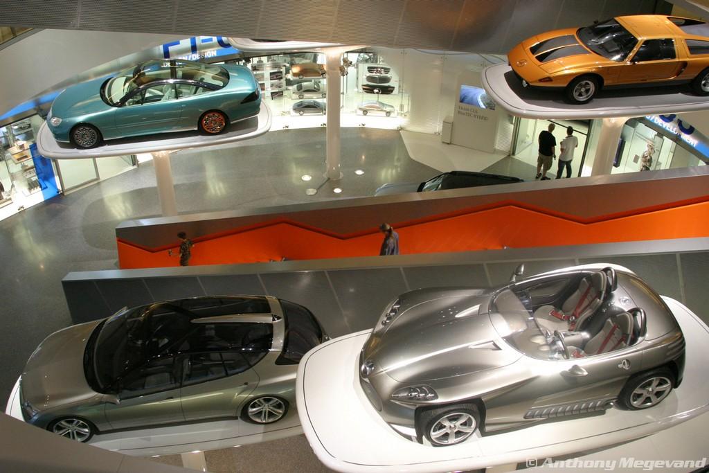 musée - [Photos] Le Mercedes-Benz Museum de Stuttgart A6-00_46