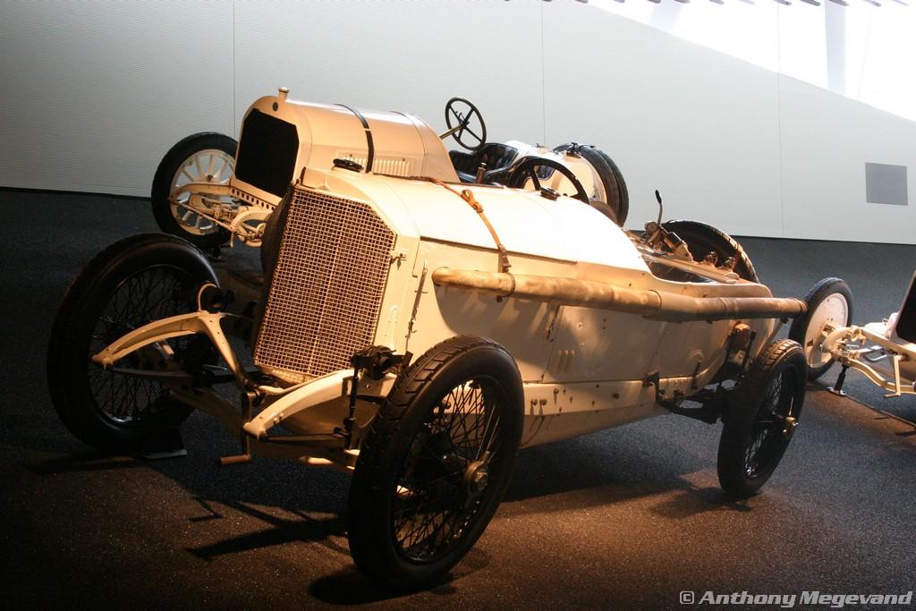 musée - [Photos] Le Mercedes-Benz Museum de Stuttgart A6-00_51