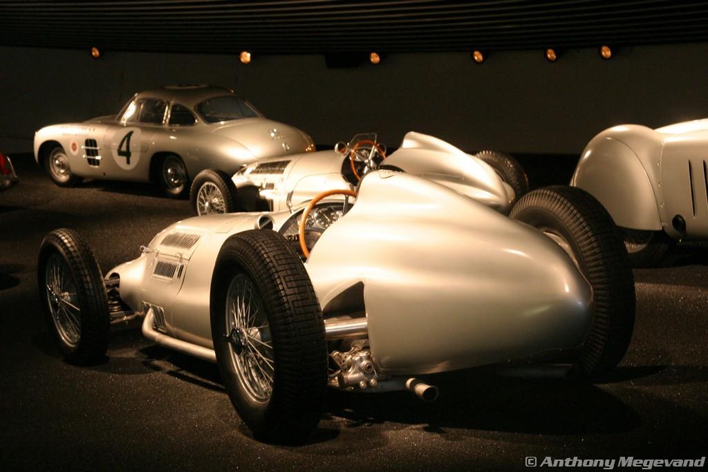 musée - [Photos] Le Mercedes-Benz Museum de Stuttgart A6-00_54