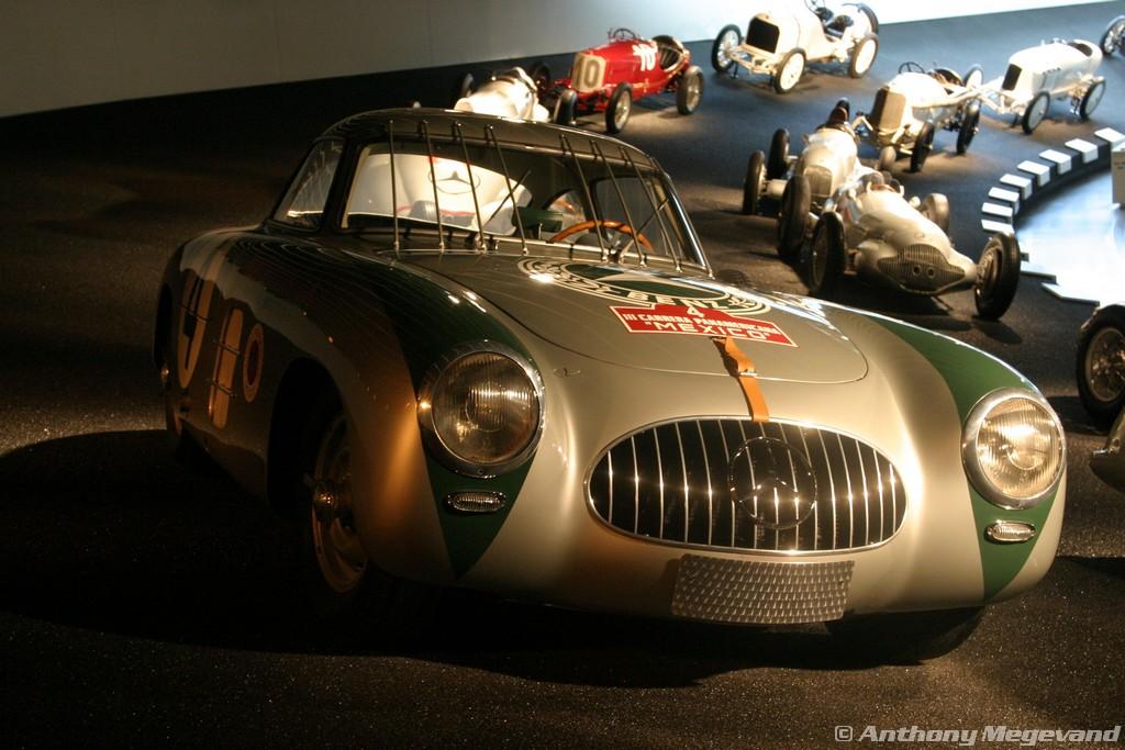 musée - [Photos] Le Mercedes-Benz Museum de Stuttgart A6-00_64