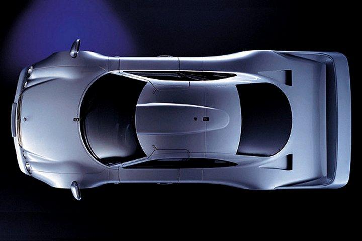 La Mercedes Benz CLK GTR 1998 Clkgtr11