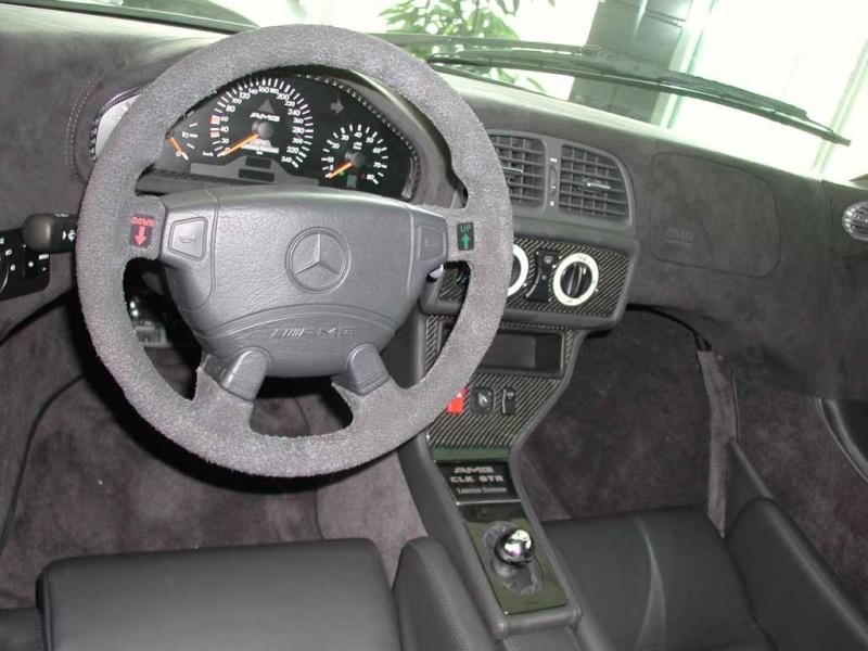 La Mercedes Benz CLK GTR 1998 Clkgtr18