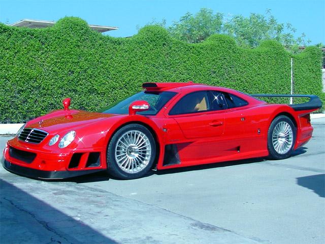 La Mercedes Benz CLK GTR 1998 Clkgtr28