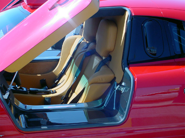 La Mercedes Benz CLK GTR 1998 Clkgtr29