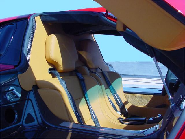 La Mercedes Benz CLK GTR 1998 Clkgtr31