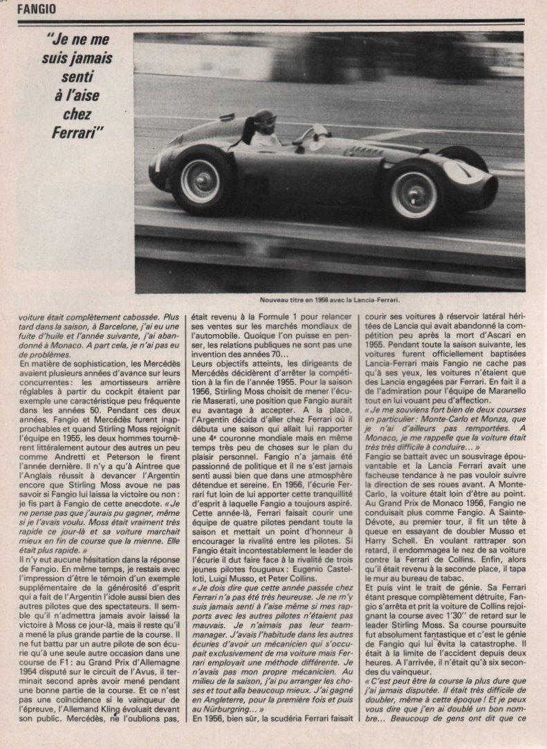 [pilote] Juan Manuel Fangio (1911-1995) Image-23