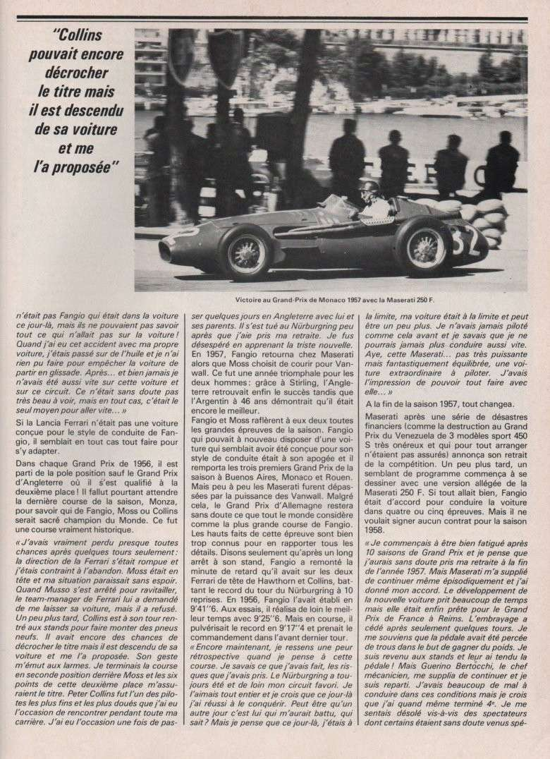 [pilote] Juan Manuel Fangio (1911-1995) Image-24