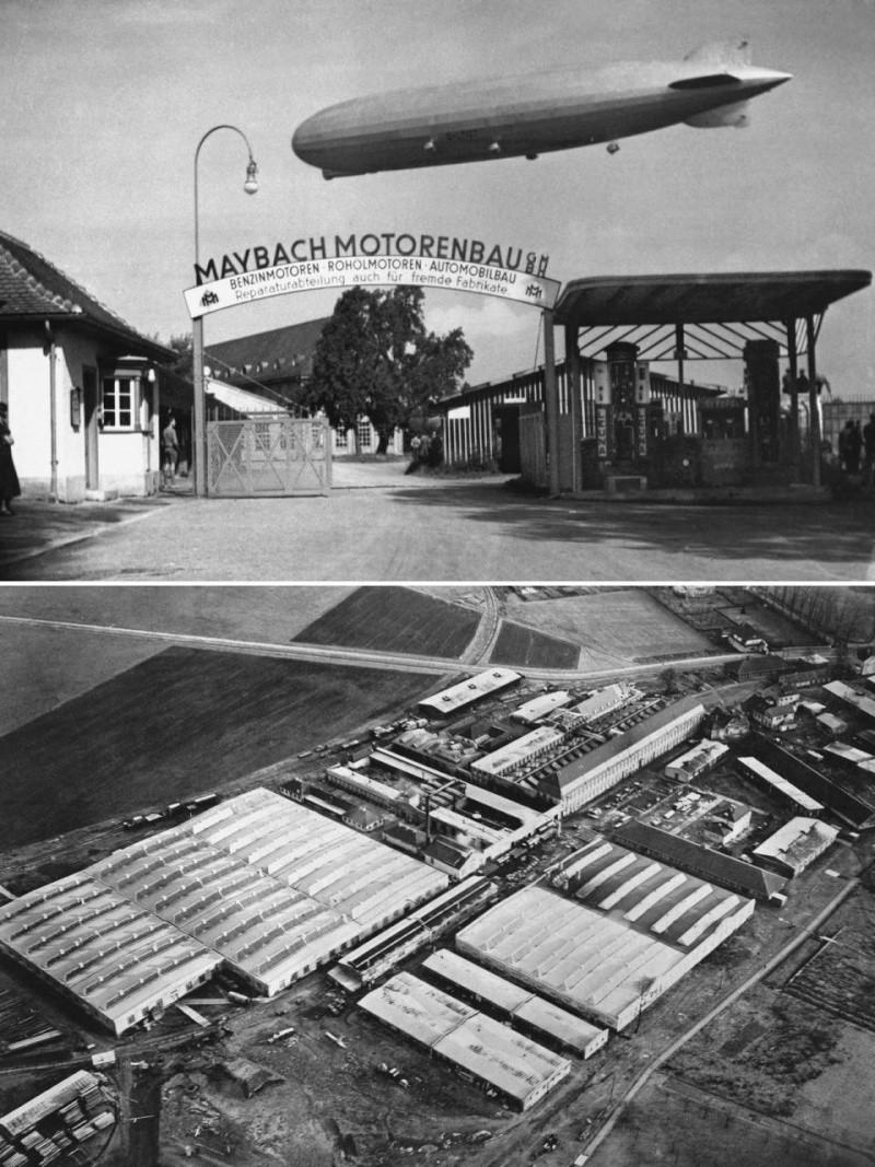 Histoire de Maybach Maybac51