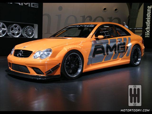 [Essai] CLK 63 AMG / DTM / Black Séries...(C209) 2005 Merce430