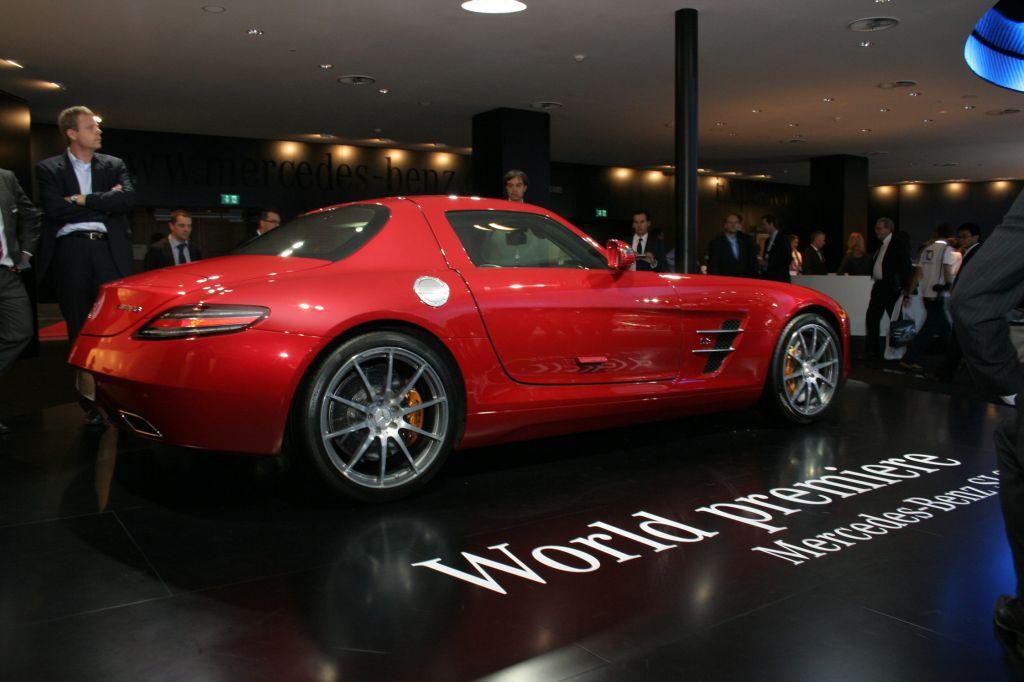 [Photos] Galerie : La Mercedes SLS Merced17