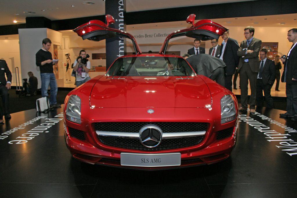 [Photos] Galerie : La Mercedes SLS Merced19