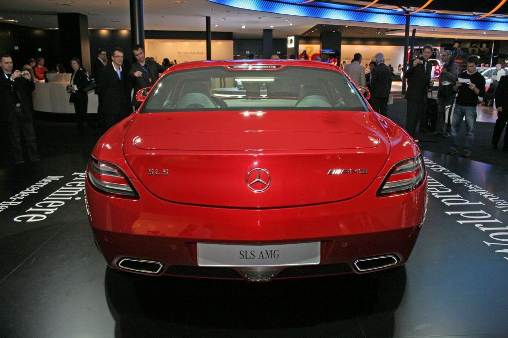 [Photos] Galerie : La Mercedes SLS Merced20