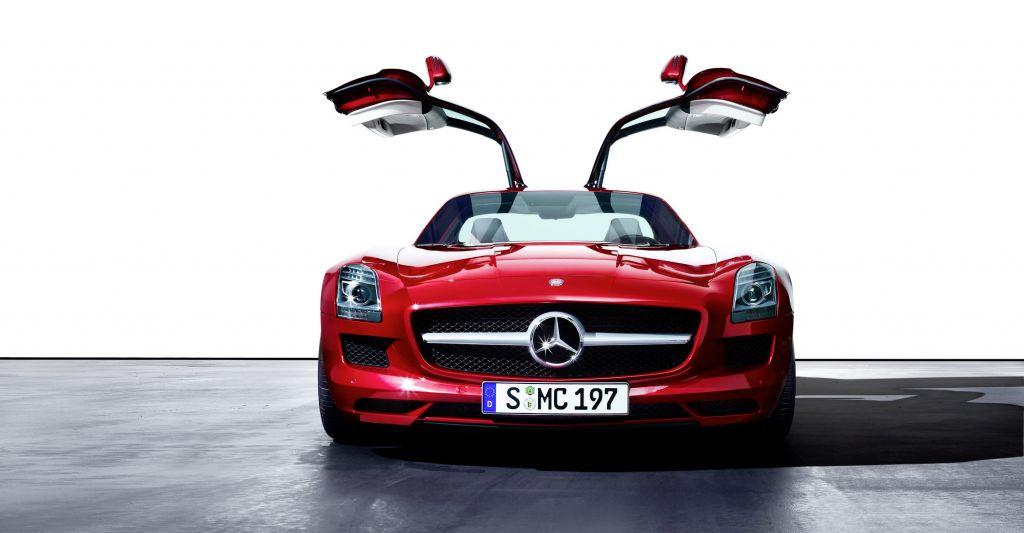 [Photos] Galerie : La Mercedes SLS Merced26