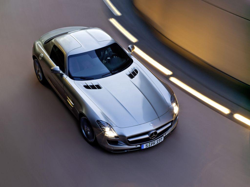 [Photos] Galerie : La Mercedes SLS Merced27