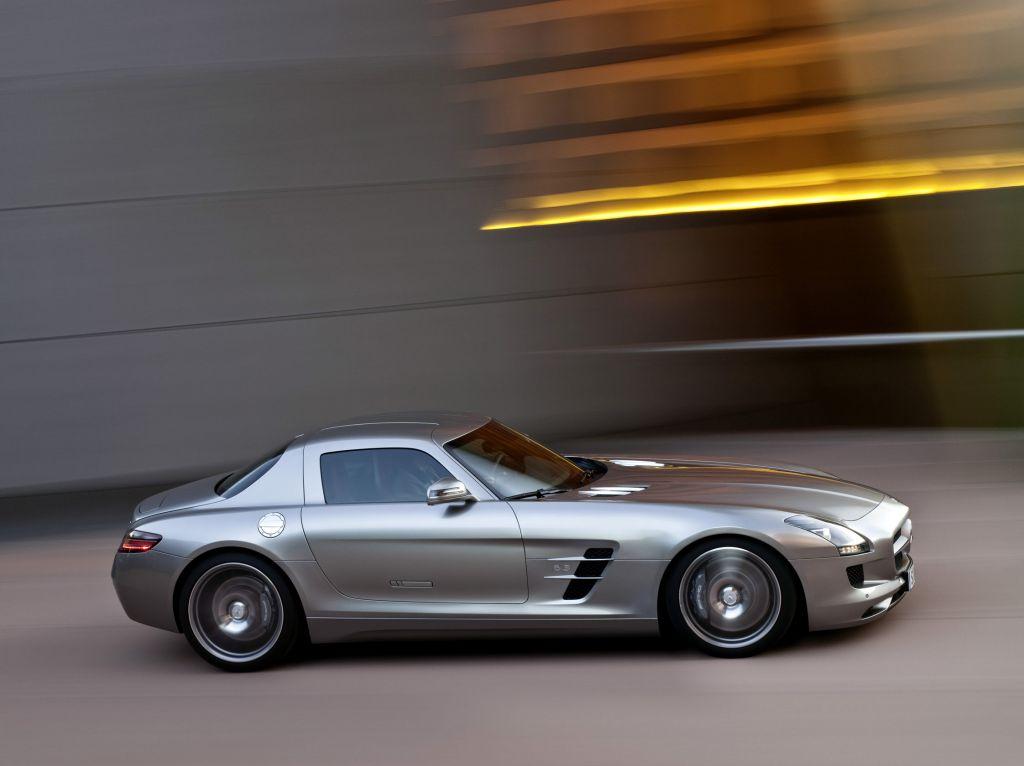 [Photos] Galerie : La Mercedes SLS Merced28