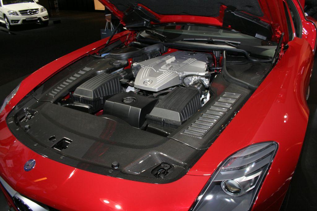 [Photos] Galerie : La Mercedes SLS Merced31