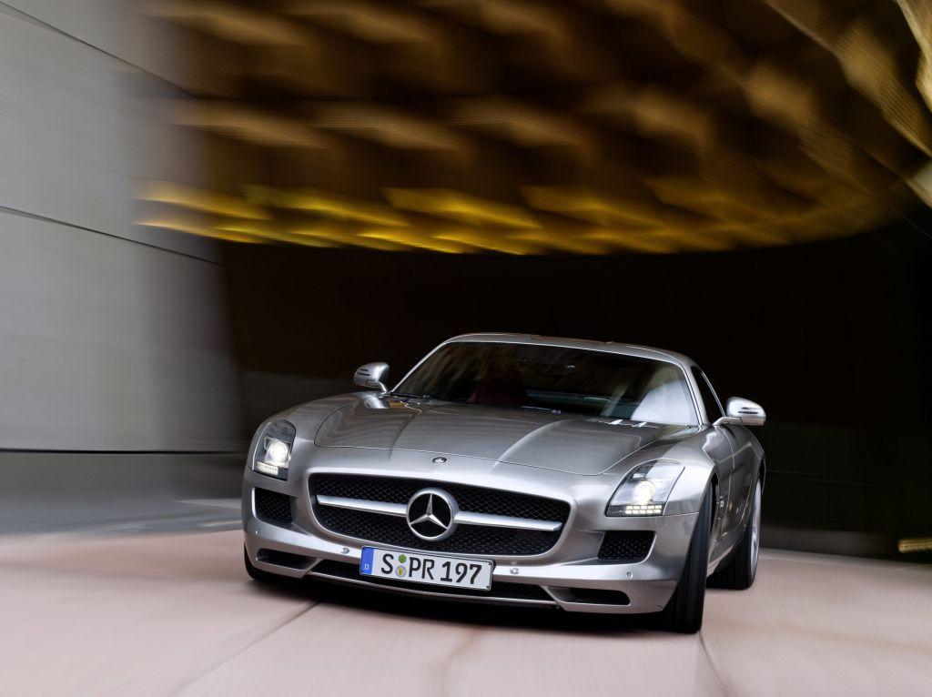 [Photos] Galerie : La Mercedes SLS Merced36