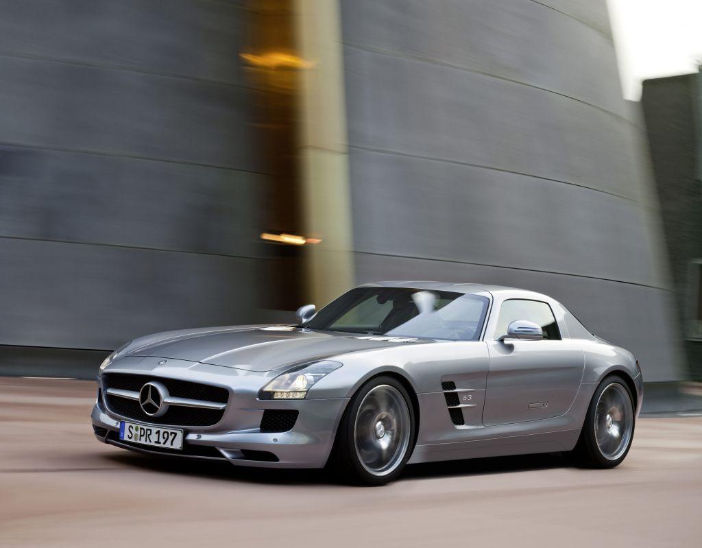 [Photos] Galerie : La Mercedes SLS Merced37