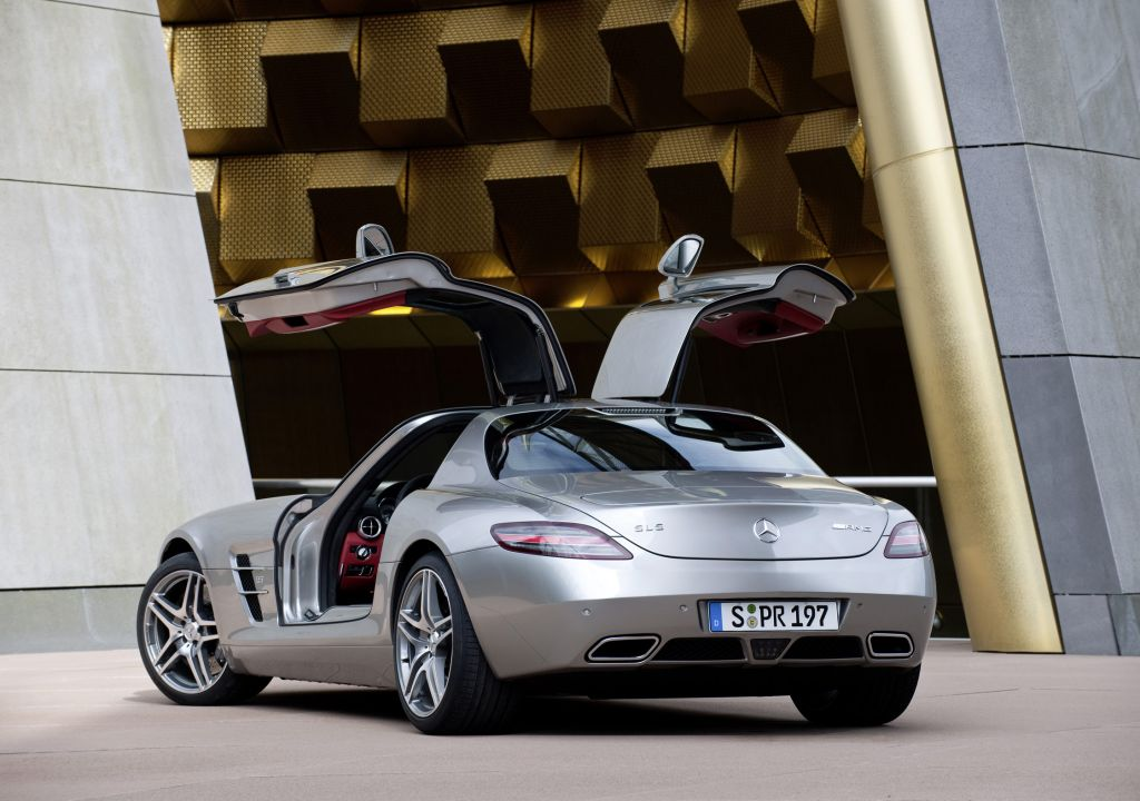 [Photos] Galerie : La Mercedes SLS Merced38