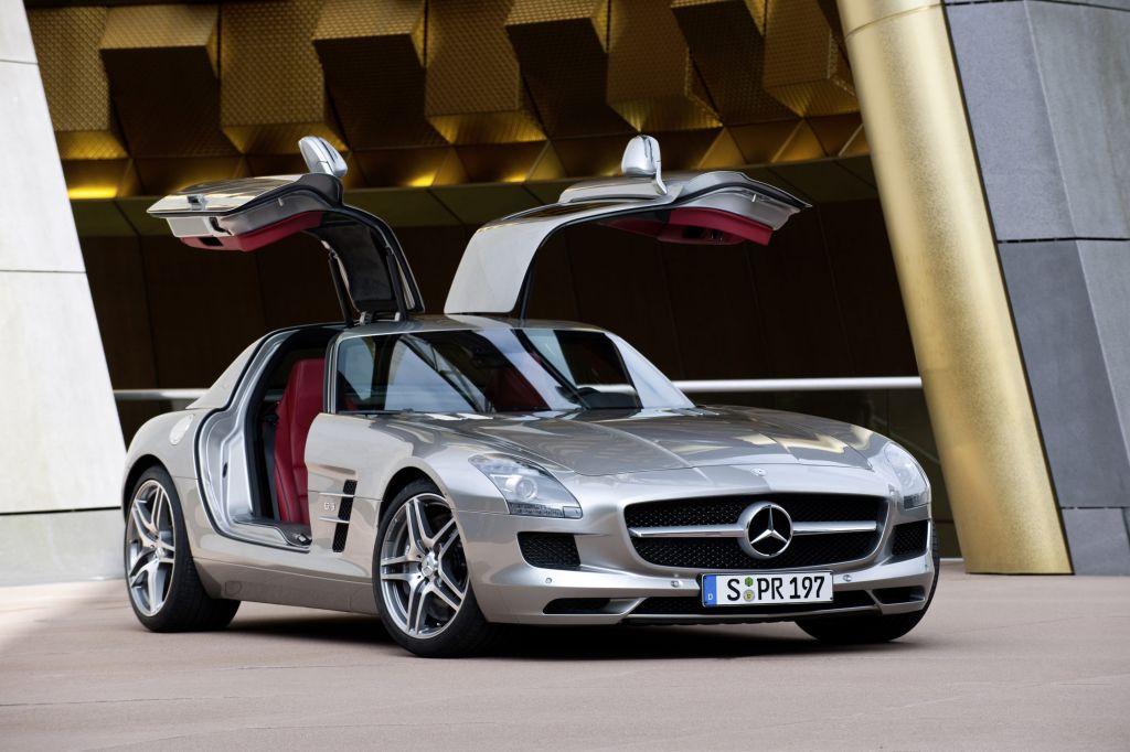 [Photos] Galerie : La Mercedes SLS Merced39