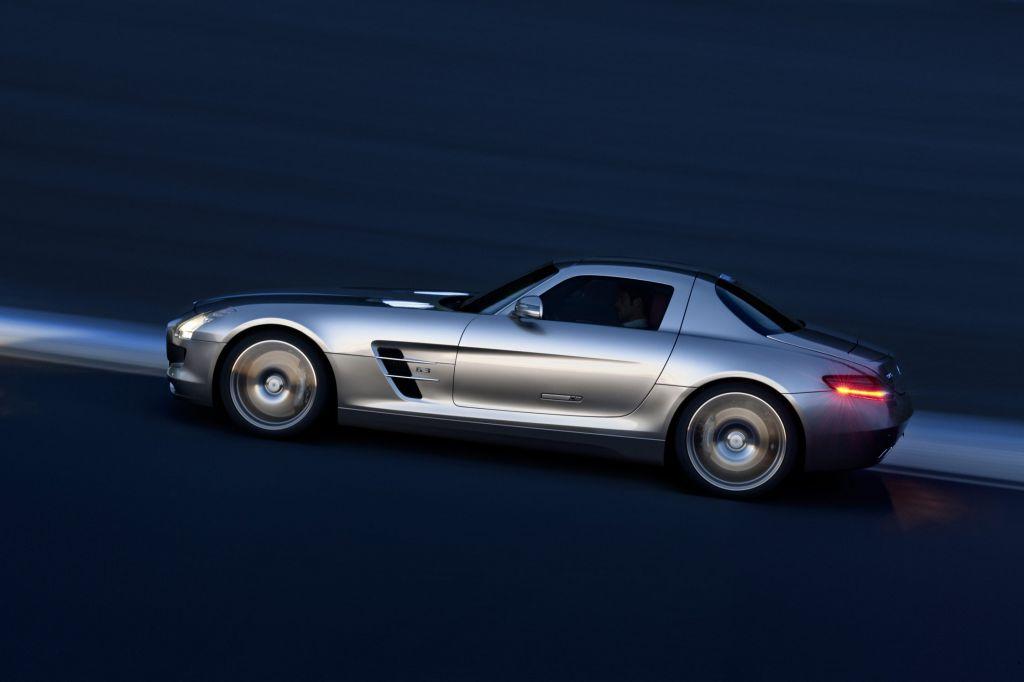 [Photos] Galerie : La Mercedes SLS Merced40