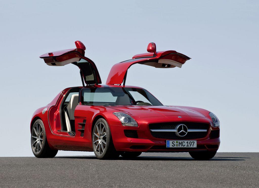 [Photos] Galerie : La Mercedes SLS Merced42
