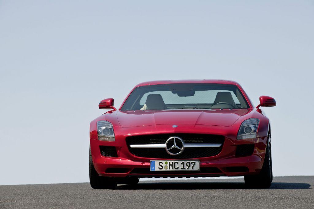 [Photos] Galerie : La Mercedes SLS Merced43
