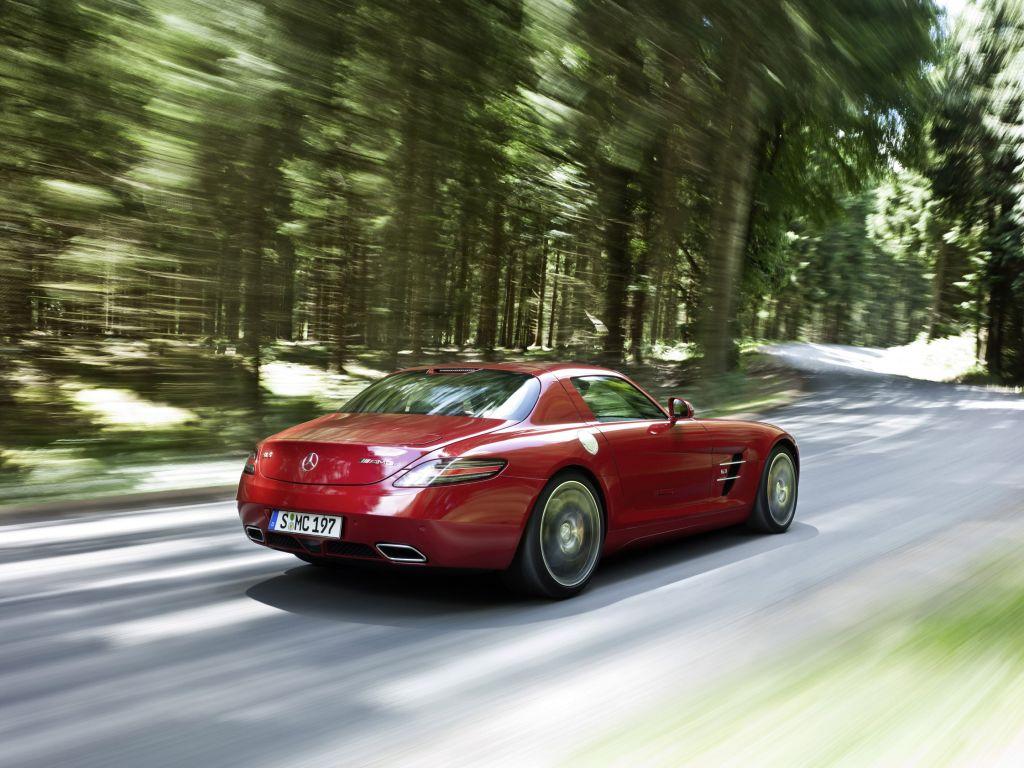 [Photos] Galerie : La Mercedes SLS Merced44