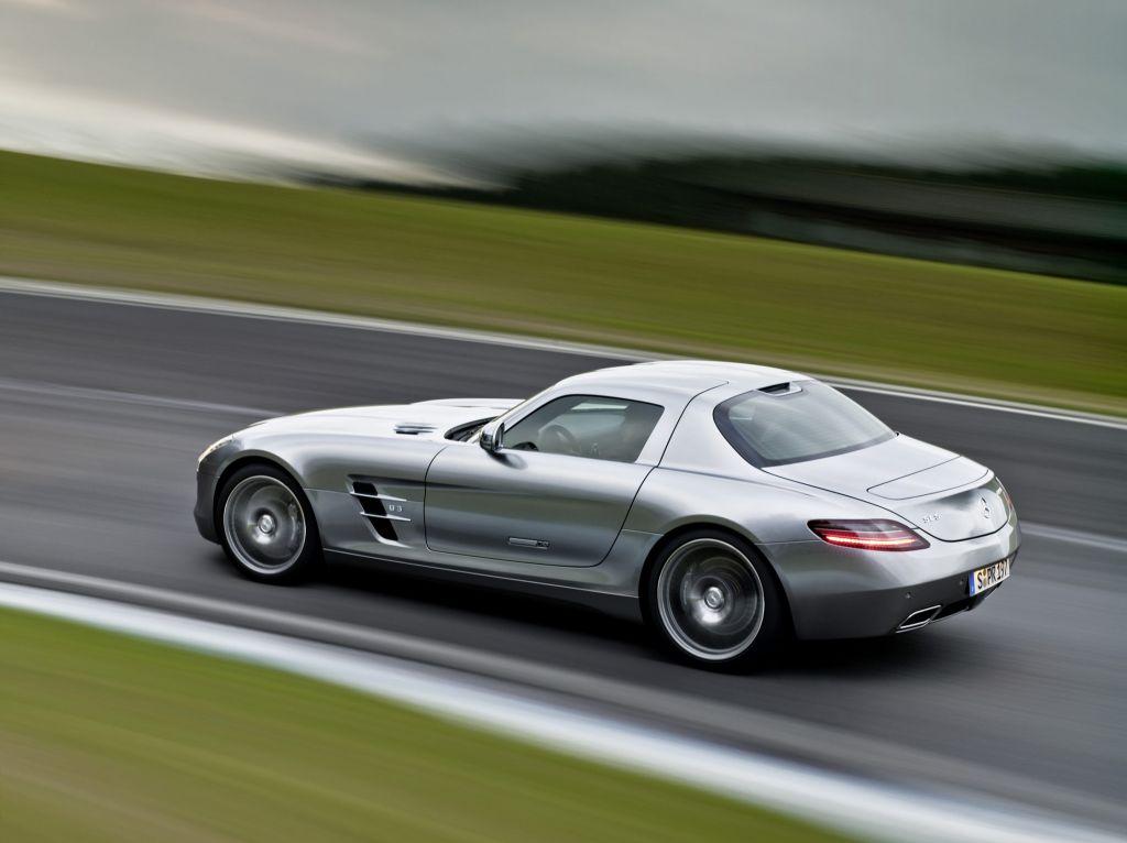 [Photos] Galerie : La Mercedes SLS Merced48