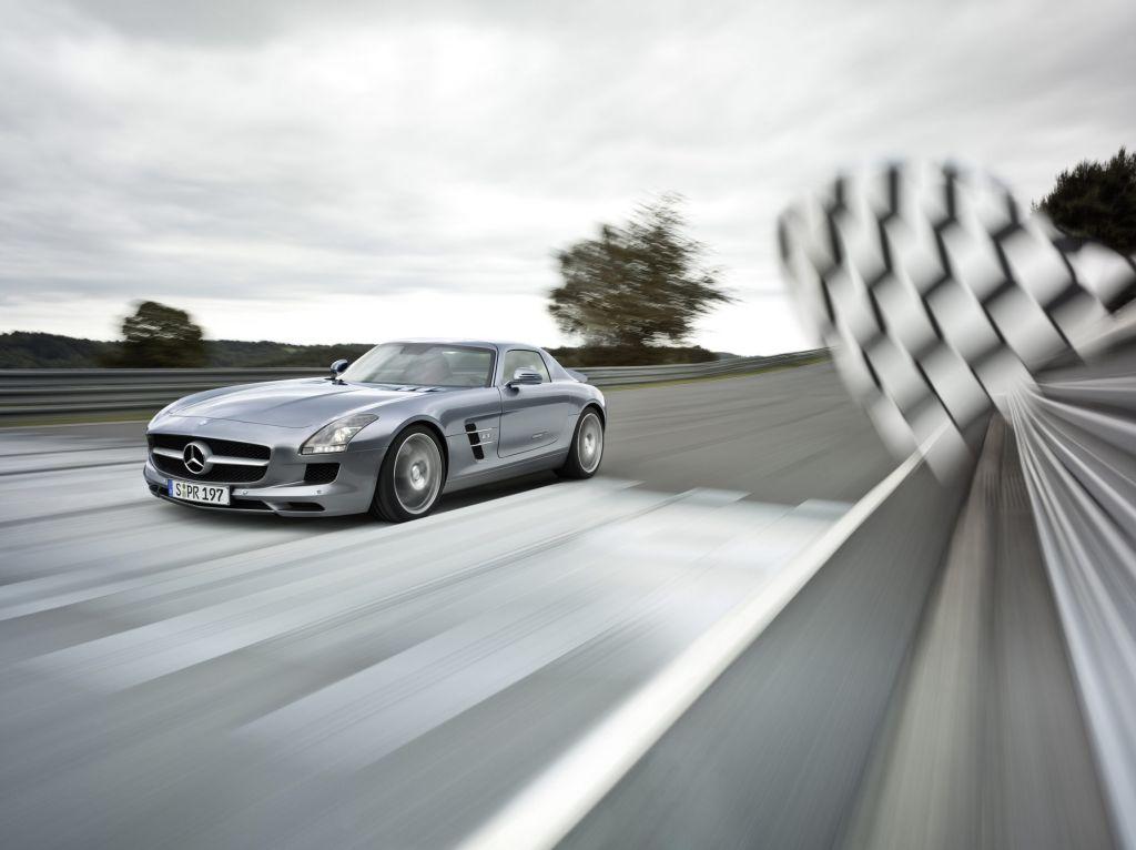 [Photos] Galerie : La Mercedes SLS Merced49