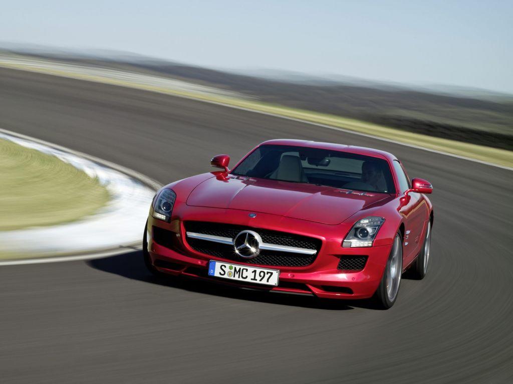 [Photos] Galerie : La Mercedes SLS Merced51