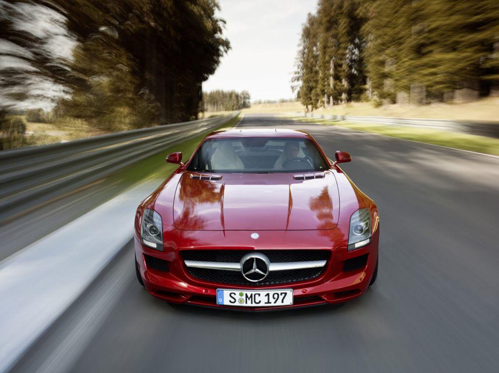 [Photos] Galerie : La Mercedes SLS Merced55