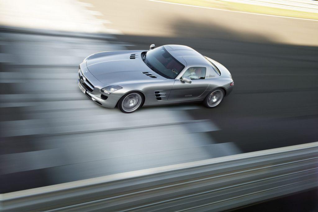 [Photos] Galerie : La Mercedes SLS Merced56