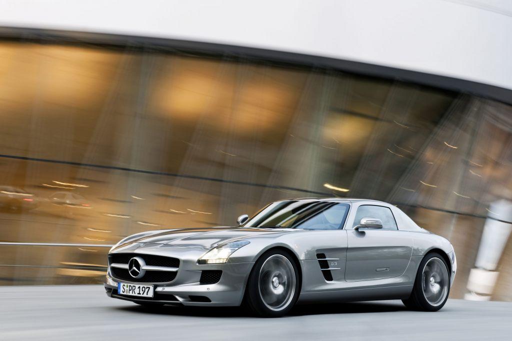 [Photos] Galerie : La Mercedes SLS Merced58
