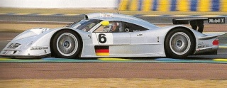 Mercedes aux 24 heures du Mans Photo010