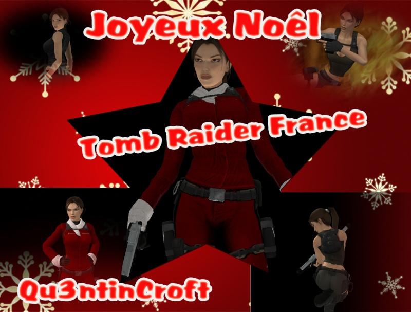 Joyeux Noël Tomb Raider France Montag10