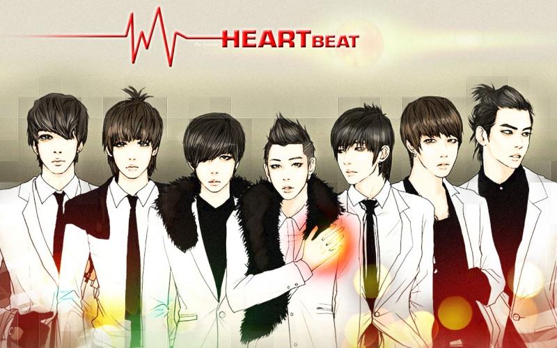 2PM (хамтлагаараа авахуулсан зурагнууд) Heartb10