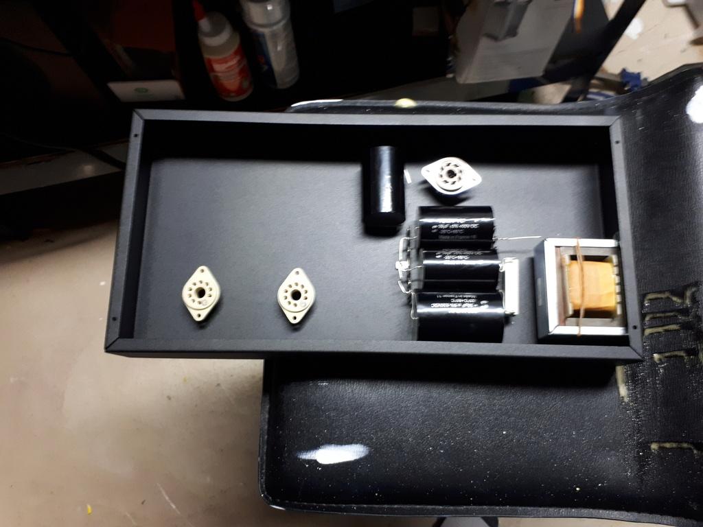 Amplificateur spud avec redressement à tube 20180610
