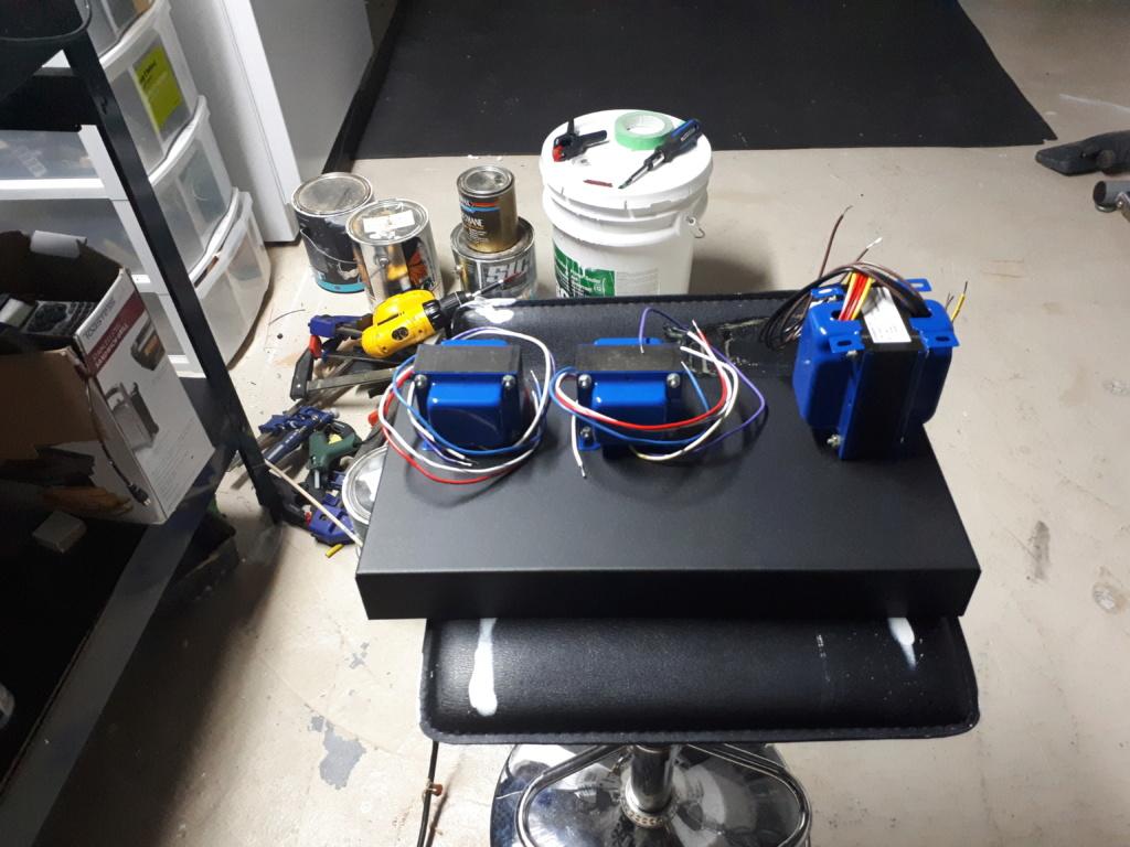 Amplificateur spud avec redressement à tube 20180611