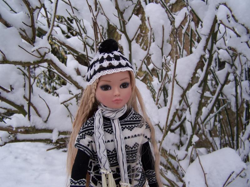 Mes Ellowynes dans la neige par Mellody 000_4510