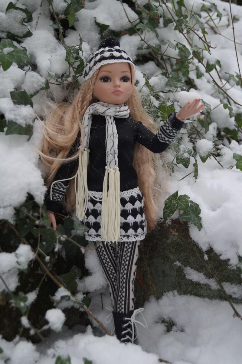 Mes Ellowynes dans la neige par Mellody Dsc00820