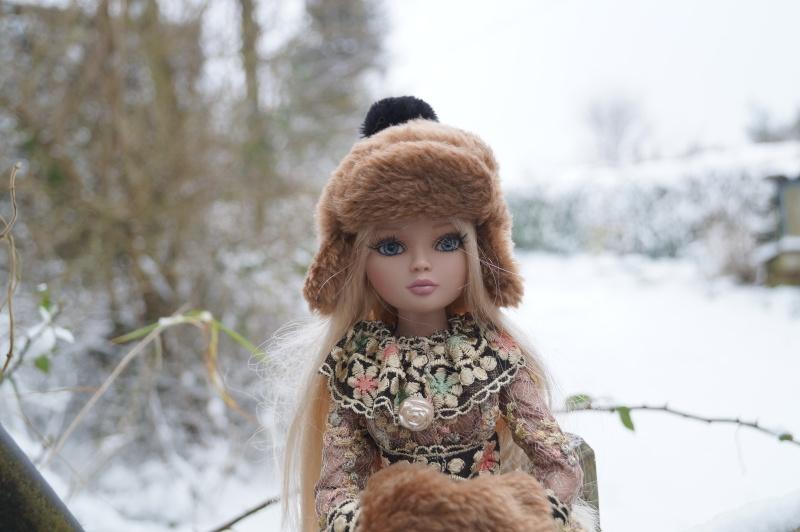 Mes Ellowynes dans la neige par Mellody Dsc00824