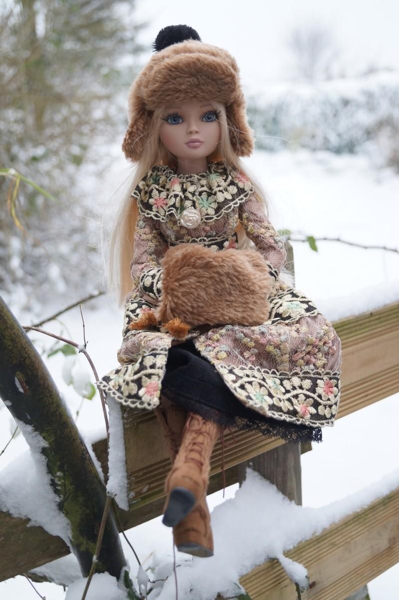 Mes Ellowynes dans la neige par Mellody Dsc00825