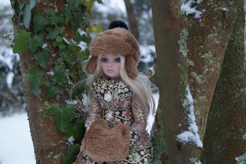 Mes Ellowynes dans la neige par Mellody Dsc00829